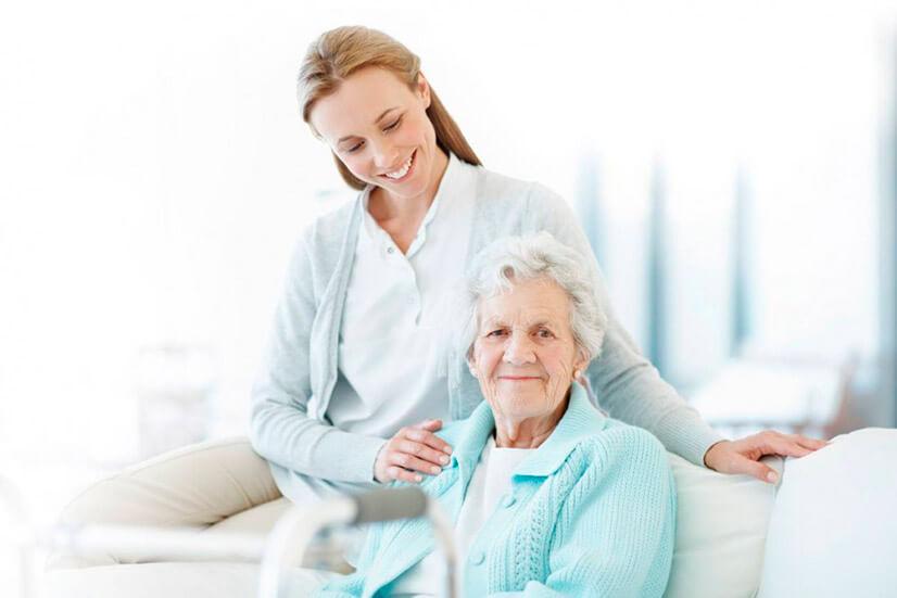 помощь и забота пенсионерам