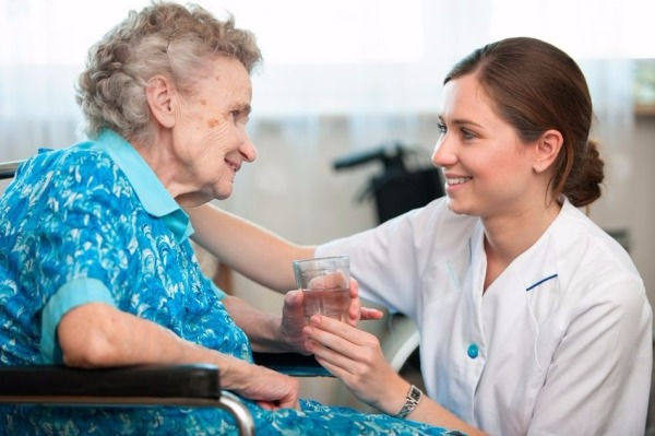 уход за бабушкой инвалидом
